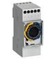 analoge Zeitschaltuhr, 230 V, 16 A, für Verteilereinbau, Schließer, Glühlampenleistung 3500 W, Weiß-Thumbnail