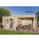 MR. GARDENER Anbau für Blockbohlenhaus »Malta«, Holz, B x T x H: 210 x 319 x 217 cm-Thumbnail