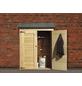 KARIBU Anbauschrank, BxT: 138 x 65 cm (Aufstellmaße)-Thumbnail