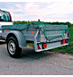 CONNEX Anhängernetz, 3,5 m, Maschenweite: 45 x 45, Kordelstärke: 6 mm-Thumbnail