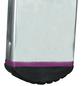 KRAUSE Anlegeleiter »CORDA«, Anzahl Sprossen: 8, Aluminium-Thumbnail