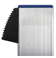 KRAUSE Anlegeleiter »STABILO«, 15 Sprossen, Aluminium-Thumbnail