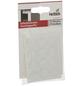 HETTICH Anschlagpuffer, selbstklebend, Kunststoff, transparent, Ø 16 x 8 mm, 12 St.-Thumbnail