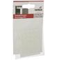 HETTICH Anschlagpuffer, selbstklebend, Kunststoff, transparent, Ø 8 x 2,5 mm, 30 St.-Thumbnail