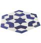mySPOTTI Anti-Rutsch-Sticker, stepon, Fliesenoptik, 35x30 cm-Thumbnail