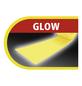 TESA Anti-Rutschband, gelb, Breite: 2,5 cm, Länge: 5 m-Thumbnail