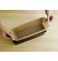 WENKO Antihaft-Backform-Zuschnitt eckig und rund 2-teilig, wiederverwendbar, spülmaschinengeeignet-Thumbnail
