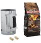 ACTIVA Anzündkamin, Starter-Set, inkl. 2 kg Grillbriketts und Öko-Anzünder-Thumbnail