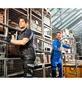 BULLSTAR Arbeitshose »EVO«, Kornblumenblau/Schwarz-Thumbnail