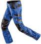 BULLSTAR Arbeitshose EVO Polyester/Baumwolle kornblumenblau/schwarz Gr. 46-Thumbnail