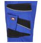 BULLSTAR Arbeitshose EVO Polyester/Baumwolle kornblumenblau/schwarz Gr. 50-Thumbnail