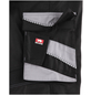 BULLSTAR Arbeitshose EVO Polyester/Baumwolle schwarz/grau Gr. 50-Thumbnail