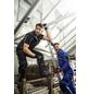 BULLSTAR Arbeitshose EVO Polyester/Baumwolle schwarz/grau Gr. 52-Thumbnail