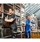 BULLSTAR Arbeitshose EVO Polyester/Baumwolle schwarz/grau Gr. 58-Thumbnail