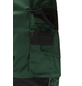 SAFETY AND MORE Arbeitshose EXTREME Polyester/Baumwolle grün/schwarz Gr. XL-Thumbnail