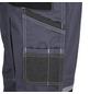 BULLSTAR Arbeitshose PERFORMANCE Polyester/Baumwolle anthrazit/schwarz Gr. 50-Thumbnail