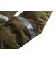 BULLSTAR Arbeitshose »PERFORMANCE«, Schwarz/Braun-Thumbnail
