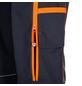 BULLSTAR Arbeitshose ULTRA Polyester/Baumwolle grau Gr. 46-Thumbnail