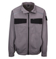SAFETY AND MORE Arbeitsjacke »EXTREME«, grau/schwarz, Polyester/Baumwolle, Gr. L-Thumbnail