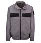 SAFETY AND MORE Arbeitsjacke »EXTREME«, grau/schwarz, Polyester/Baumwolle, Gr. XL-Thumbnail