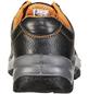 SAFETY AND MORE Arbeitsschuhe, orange/schwarz, Leder-Thumbnail