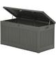 GARDEN IMPRESSIONS Aufbewahrung »Kissenboxen«, BxHxT: 51,3 x 54,7 x 109 cm, mittelgrau/dunkelgrau-Thumbnail