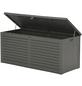 GARDEN IMPRESSIONS Aufbewahrung »Kissenboxen«, BxTxH: 61 x 146,4 x 64,4 cm, mittelgrau/dunkelgrau-Thumbnail