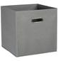 ZELLER Aufbewahrungsbox, B x  L x H: 32 x 32  x 32 cm, Vlies/Metall-Thumbnail