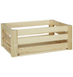 ZELLER Aufbewahrungsbox, BxHxL: 30 x 15 x 40 cm, Kiefernholz-Thumbnail