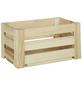 ZELLER Aufbewahrungsbox, BxLxH: 20 x 30  x 15 cm, Kiefernholz-Thumbnail