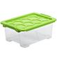 Rotho Aufbewahrungsbox »Evo Safe«, BxHxL: 28,3 x 16 x 39,3 cm, Kunststoff-Thumbnail