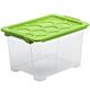 Rotho Aufbewahrungsbox »Evo Safe«, BxHxL: 28,3 x 23 x 39,3 cm, Kunststoff-Thumbnail