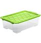 Rotho Aufbewahrungsbox »Evo Safe«, BxHxL: 39,5 x 18,5 x 59 cm, Kunststoff-Thumbnail