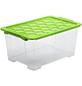 Rotho Aufbewahrungsbox »Evo Safe«, BxHxL: 39,5 x 28 x 59 cm, Kunststoff-Thumbnail