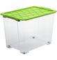 Rotho Aufbewahrungsbox »Evo Safe«, BxHxL: 39,5 x 41,2 x 59 cm, Kunststoff-Thumbnail
