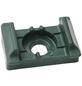 FLORAWORLD Auflagebock, BxHxT: 5 x 2 x 3,5 cm, grün, für Eckpfosten Classic, Comfort und Premium-Thumbnail