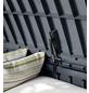 KETER Auflagenbox »Glenwood«, BxHxT: 128 x 61 x 65 cm, anthrazit-Thumbnail