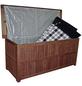 GARDEN PLEASURE Auflagenbox »Plano«, BxHxT: 130 x 58 x 55 cm-Thumbnail