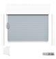 SCHELLENBERG Aufsatzrollladen »SB«, geeignet für Fenster BxH: 100 x103,5 cm, weiß/grau-Thumbnail