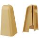 FN NEUHOFER HOLZ Außenecke »FU060L«, (2 Stk.) aus Kunststoff, für Sockelleisten-Thumbnail