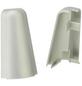 FN NEUHOFER HOLZ Außenecke »K0210L« (2 Stk.) aus Kunststoff, für Sockelleisten-Thumbnail