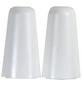 FN NEUHOFER HOLZ Außenecken »K0210L«, (2 Stk.) aus Polyvinylchlorid (PVC), für Sockelleisten-Thumbnail