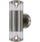 GLOBO LIGHTING Außenleuchte, 10 W, IP44, warmweiß-Thumbnail