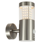 GLOBO LIGHTING Außenleuchte, 11,5 W, inkl. Bewegungsmelder, IP44, warmweiß-Thumbnail