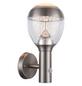 GLOBO LIGHTING Außenleuchte »CALLISTO«, 11,5 W, Edelstahl, IP44-Thumbnail