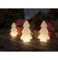 PAULMANN Außenleuchte »Plug & Shine Tree«, 2,8 W, dimmbar, IP67, warmweiß-Thumbnail