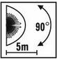 KONSTSMIDE Außenstrahler »MODERN - LED«, 3 W, inkl. Bewegungsmelder-Thumbnail