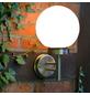 BRILLIANT Außenwandleuchte, 6 W, IP44, warmweiß-Thumbnail