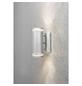KONSTSMIDE Außenwandleuchte »Modena«, 35 W, stahl/acrylglas, IP44-Thumbnail
