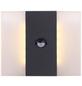 GLOBO LIGHTING Außenwandleuchte »MOONLIGHT«, 11,6 W, inkl. Bewegungsmelder, IP44, warmweiß-Thumbnail